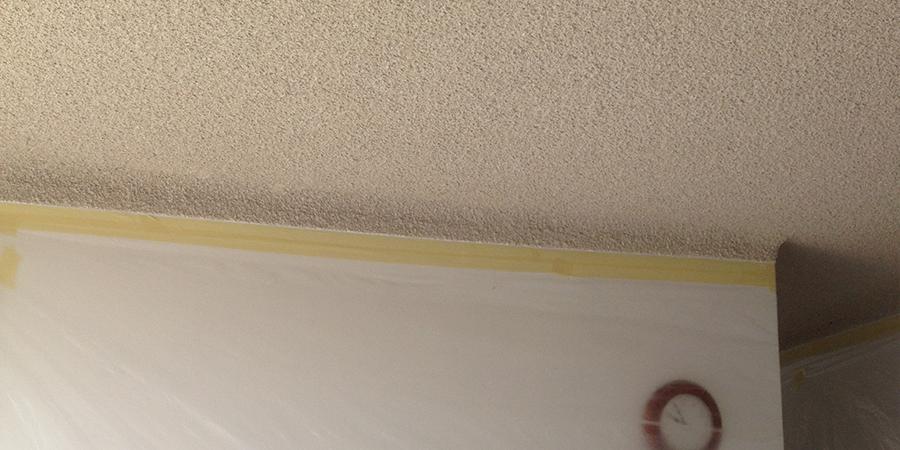 Popcorn Ceiling : Sydney Premier Painting u0026 Maintenance